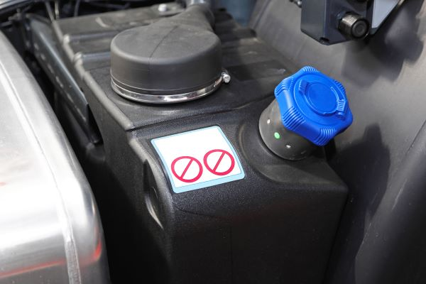 How Old Is Your Diesel Exhaust Fluid?