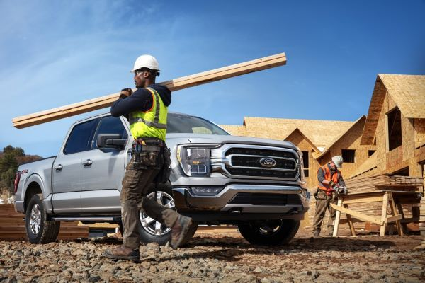 Getting a fleet vehicle where it needs to be, when it needs to be there, is easier said than done — especially with a shortage of supply. - Photo courtesy of Ford Motor Co.