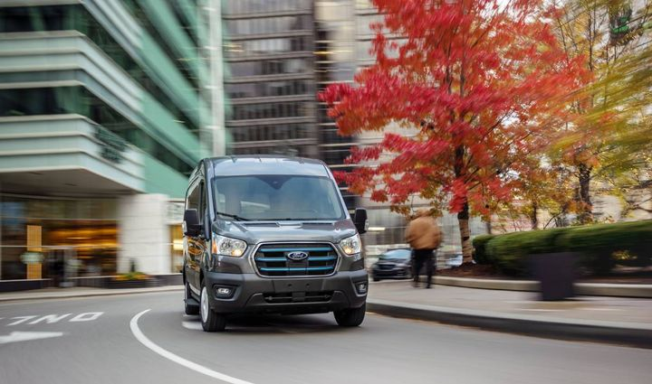 Fleet managers need to gauge which VAN TYPE would best suit their operational needs, and this requires a concrete understanding of the fleet's vocational focus. Whatever vehicle you consider must first be able to do the job. That can make it easier to narrow down your options. - Photo: Ford