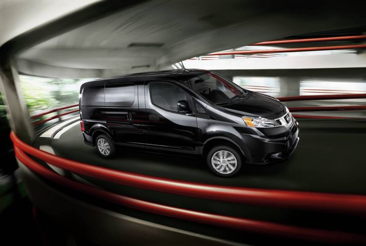 The minivan is highly maneuverable making it ideal for inner-city driving, fuel economy and the ease of getting in and out of. - Photo: Nissan