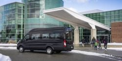 Passenger vans come in three common forms: Full-size vans, minivans, and then the larger, extended mini-bus style vans with high roofs and longer cabins.