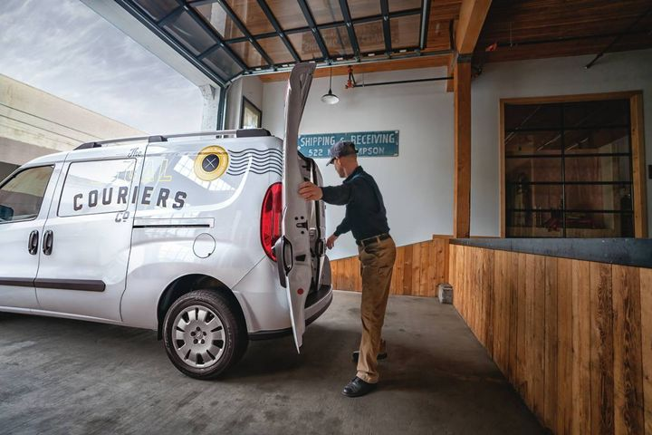 If you are looking for a specialized van such as one outfitted as a mobile office or one designed for wheelchair transportation, the manufacturers fleet departments can connect you to authorized partners, also known as upfitters or modifiers who sell their brand of vehicles. - Photo: RAM