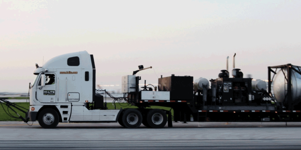 Hi-Lite Airfield Services LLC, an airport pavement markings, runway rubber removal, and airfield...