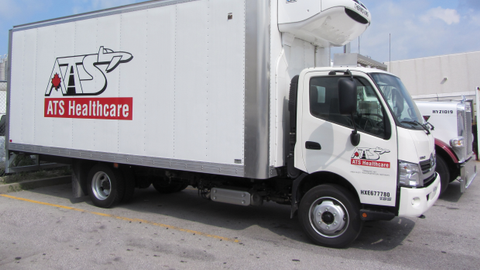 For Toronto-based ATS Healthcare, safety training begins just after initial driver onboarding,...