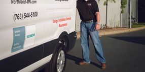 Service Fleet Adds 15 New Ford Transits