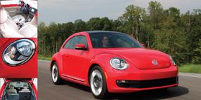 Showroom - Volkswagen Beetle: Squishing the New Beetle