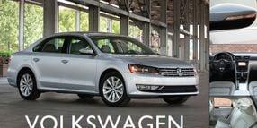 Showroom - Volkswagen Passat: A Mid-Size Domestic Import