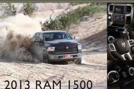 Showroom - 2013 Ram 1500: Look Within