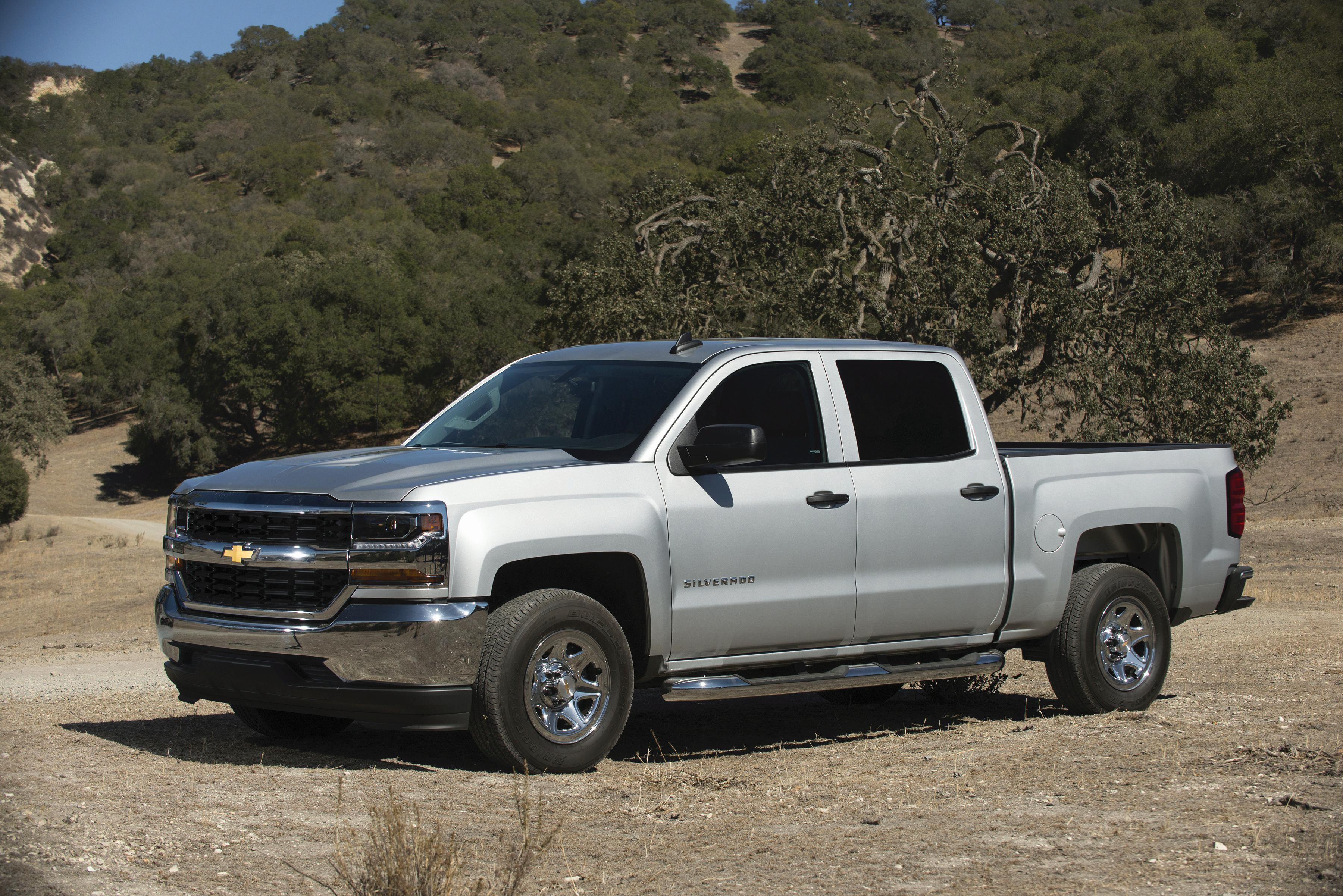 2017 Fleet Truck of the Year: Chevrolet Silverado 1500