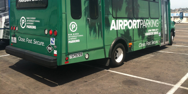 A majority of ACE Parking's fleet shuttles run on propane autogas.The company has propane...