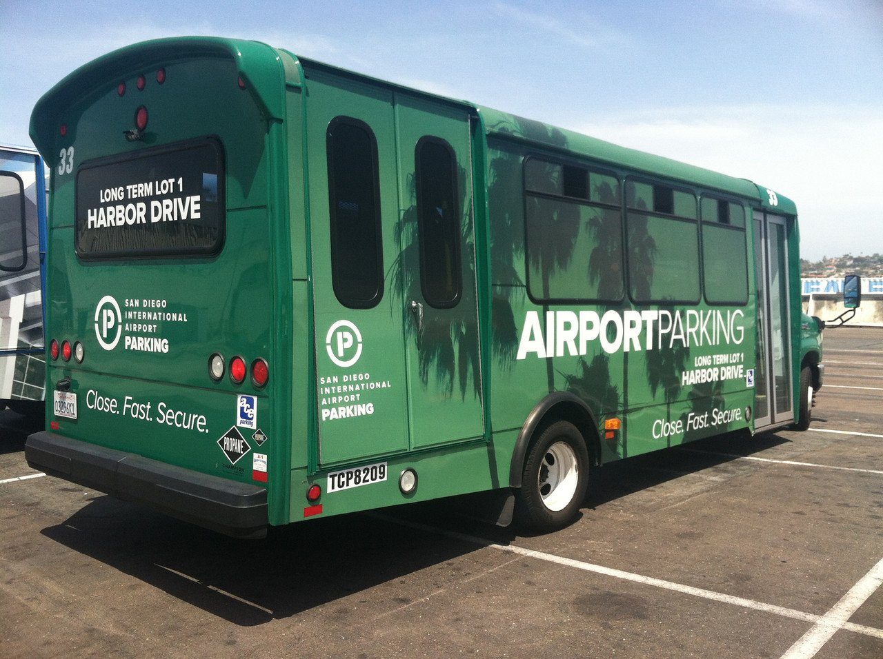 Shuttle Fleet Discusses Switch from CNG to Propane