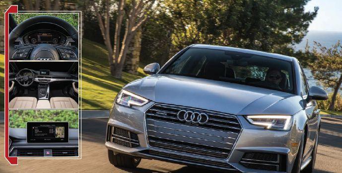 Audi A4: The Inside Edge