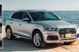 Audi Q5/SQ5: Ready to Ride