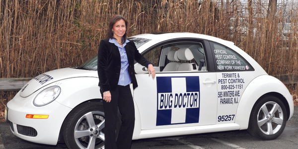 The VW Beetle is one of several different types of vehicles in Bug Doctor's fleet. Each...