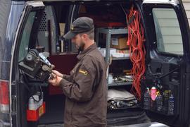 How to Customize a Service Van