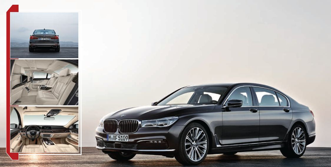 BMW 7 Series: Better Than Real Life