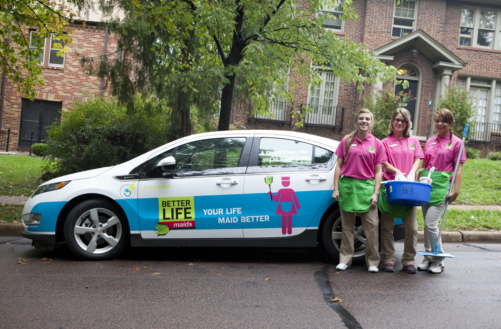 Better Life Maids Sees the Value of Fleet