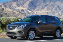 Buick Envision: A Lot to Offer