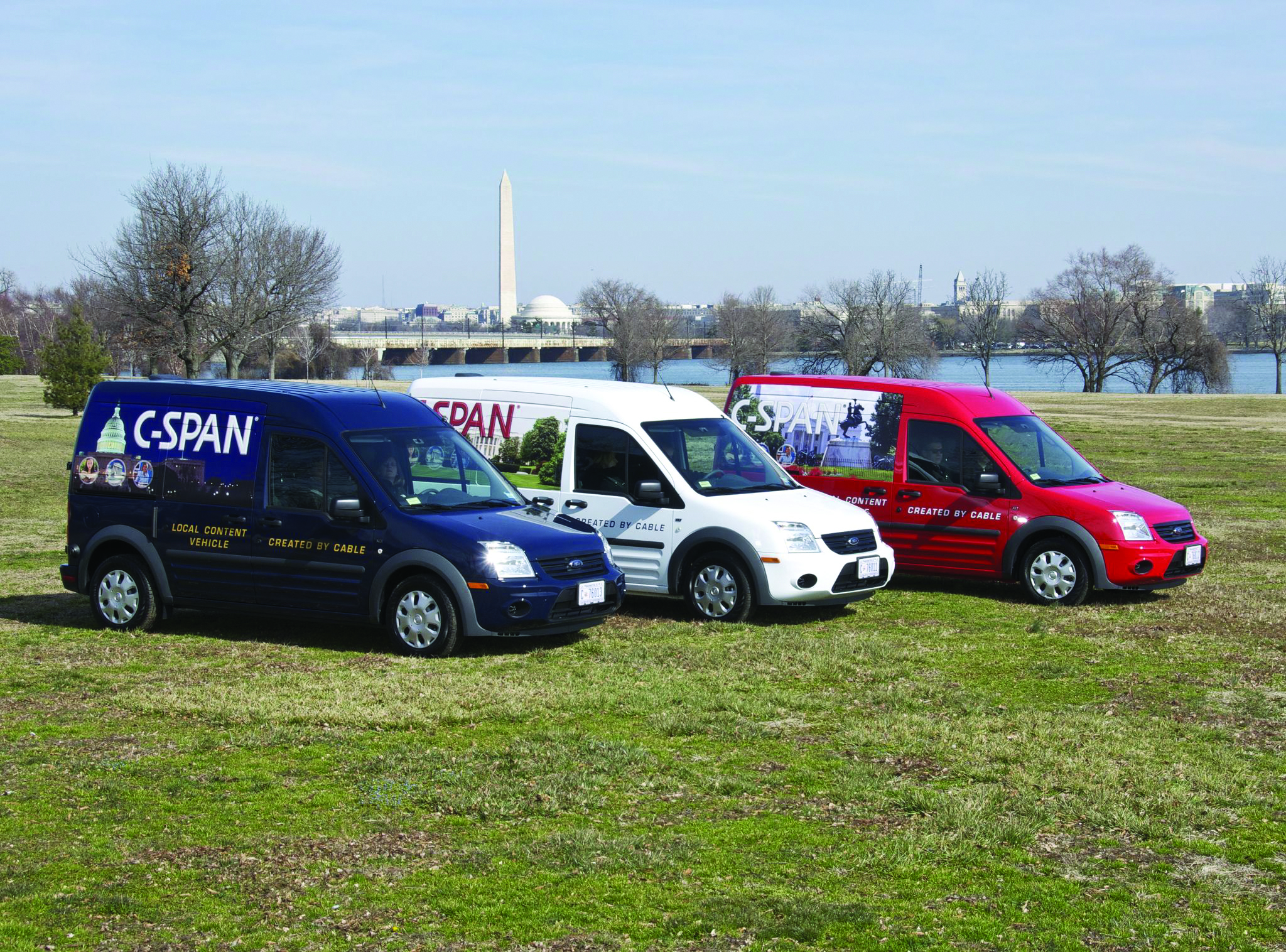 How C-SPAN Manages A Cross-Country Fleet
