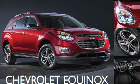 Chevrolet Equinox: Fuel-Efficient Midsize Hauler