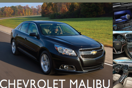 Showroom - Chevrolet Malibu: Ready to Challenge a Crowded Segment