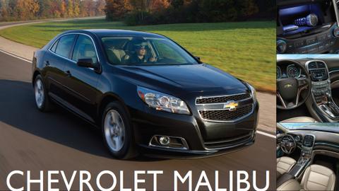 Showroom - Chevrolet Malibu: Ready to Challenge a Crowded Segment