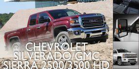 Chevrolet Silverado/GMC Sierra 2500/3500 HD: Heavier Duty