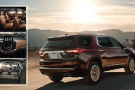 Chevrolet Traverse: Three-Row Midsize