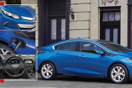 Chevrolet Volt: More Range, More MPG, More Fun
