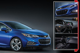 Chevrolet Cruze: Poised for Success