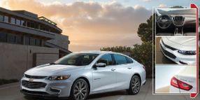 Chevrolet Malibu: Third Redesign's the Charm