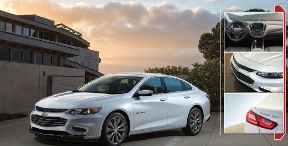 Chevrolet Malibu: Third Redesign's the Charm