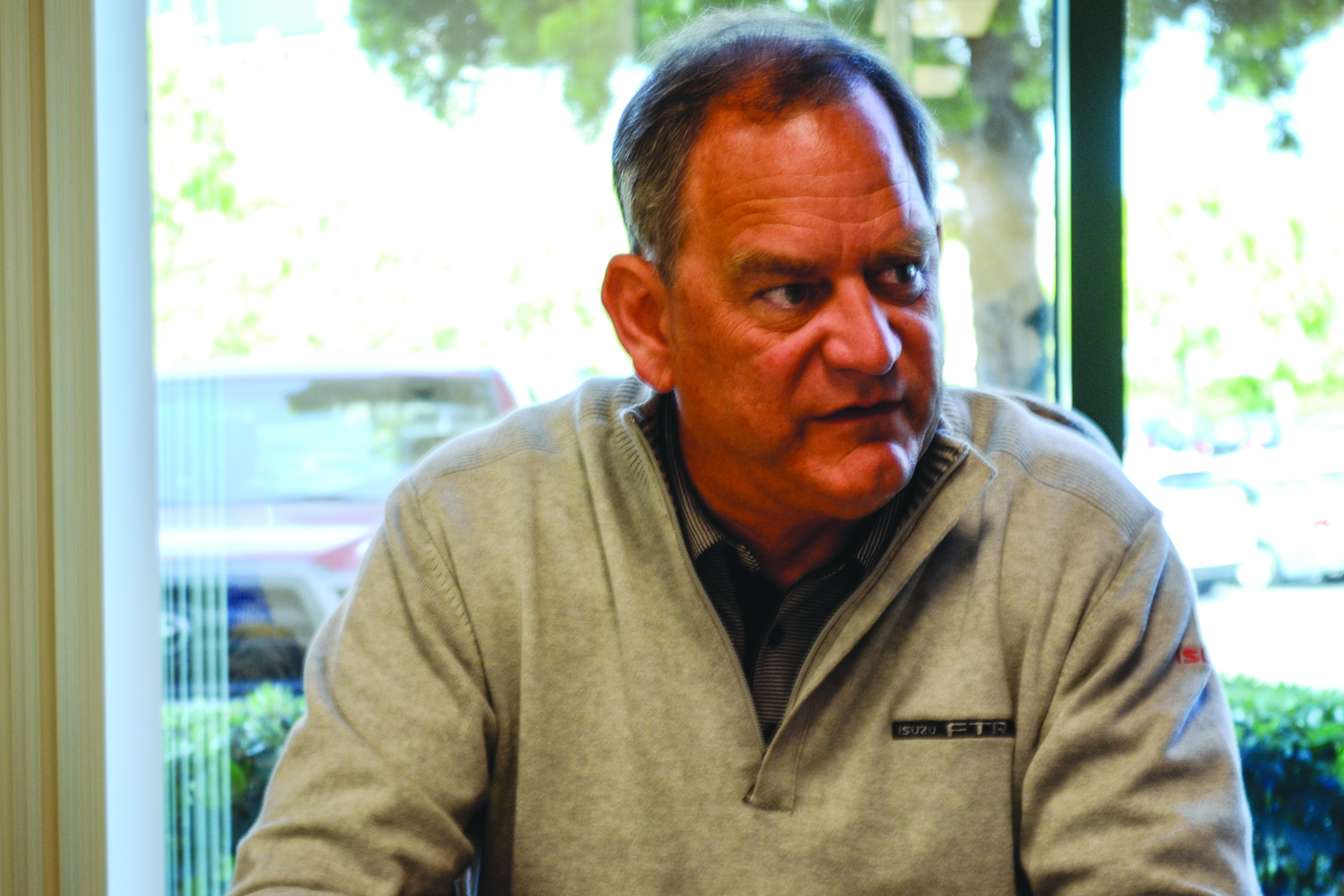 First Interview: New President of Isuzu Commercial Truck of America