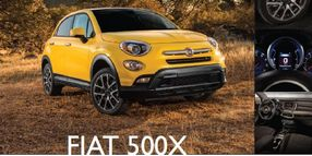 Fiat 500X: From Italy, With Headroom