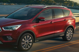 Ford Escape: Just Press Refresh