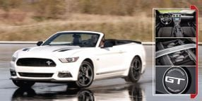 Ford Mustang: Pick Your Pony
