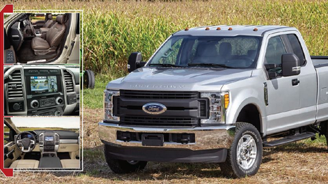 Ford F-Series Super Duty: All That Power