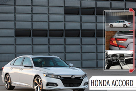 Honda Accord: Generational Shift