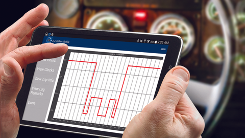 ELD compliance solutions require an in-cab device that interacts with the driver. The device...