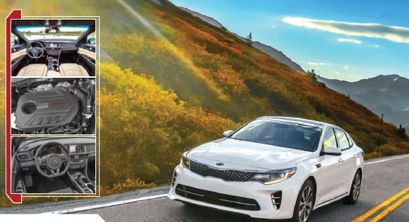 Kia Optima: Stay the Course
