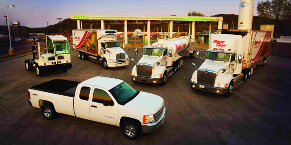 While federal tax credits are no longer available for natural gas vehicles, some fleets are...