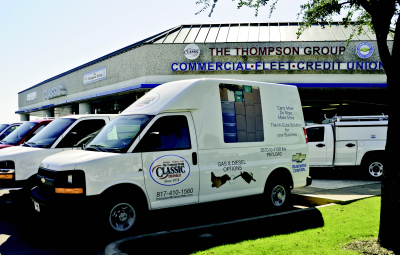 Business Central Gets Fleets Back to Work