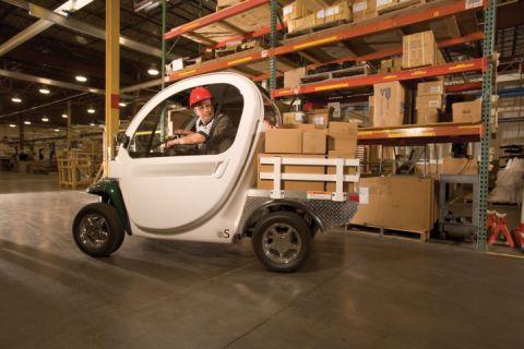 Can Neighborhood Electric Vehicles Work for Your Fleet?