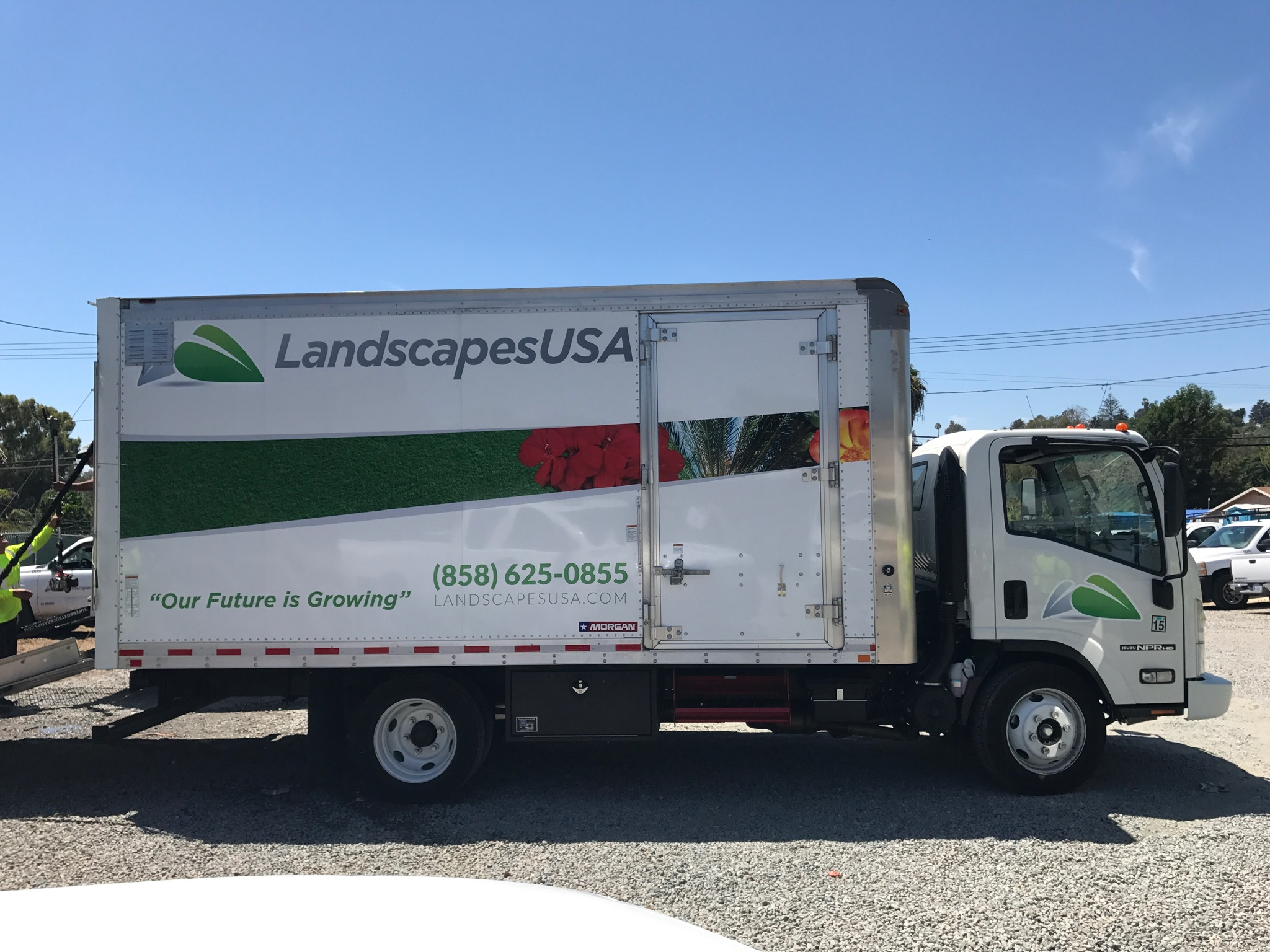 Trailer or Truck Body? Landscape Fleet Weighs Options