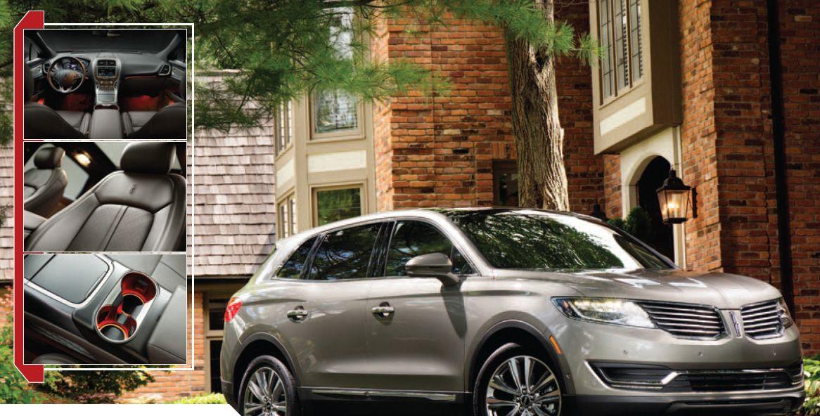 Lincoln MKX: More Horsepower, Less Noise