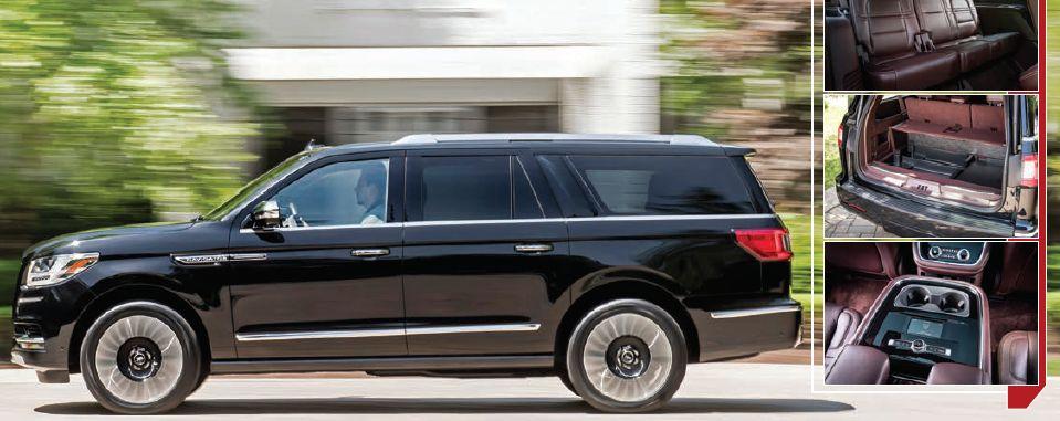 Lincoln Navigator: Pure Luxury