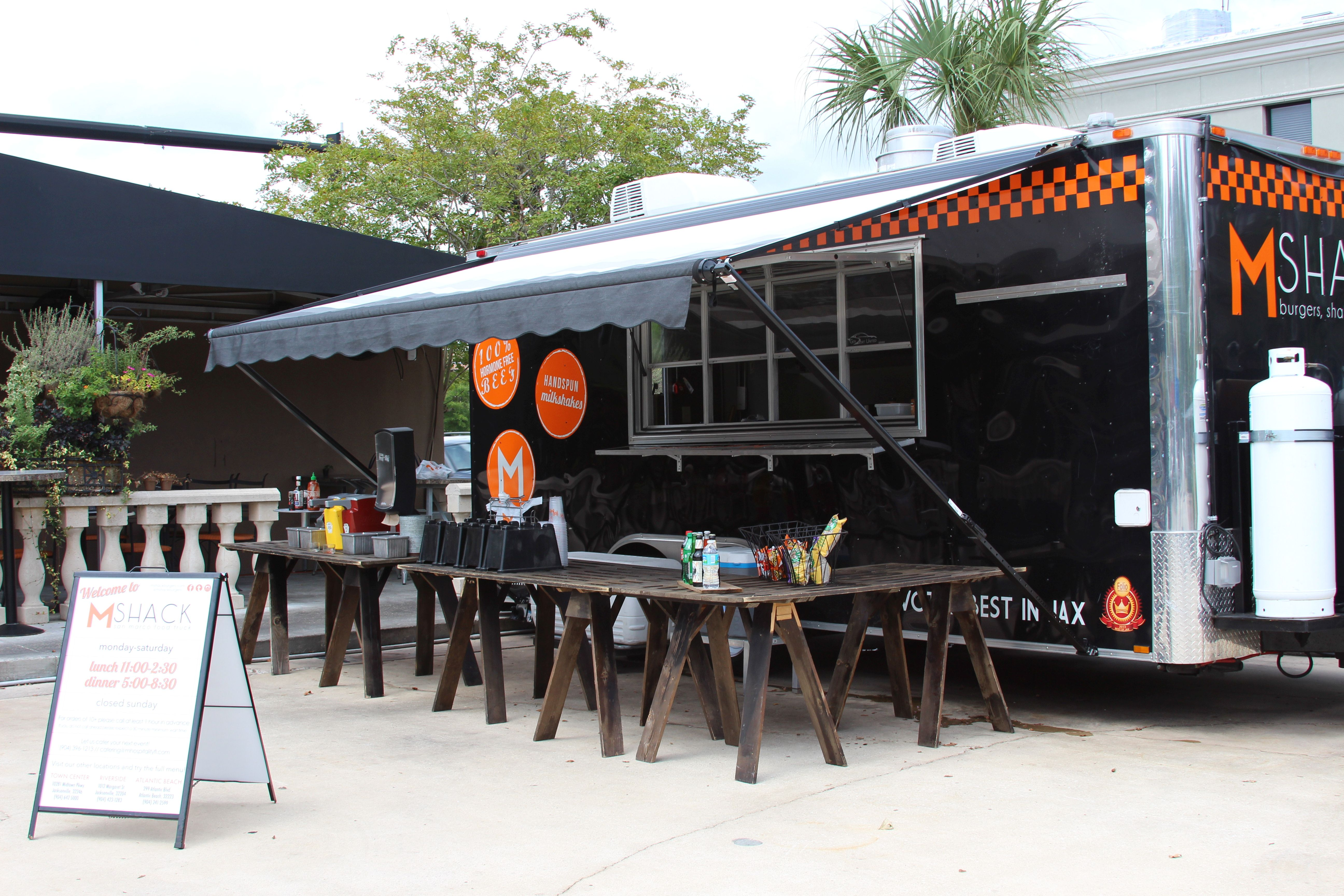 Burger Joint's Mobile Kitchen Expands Brand