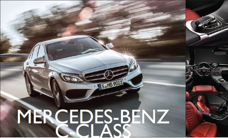 Mercedes-Benz C-Class: Entry Level No More