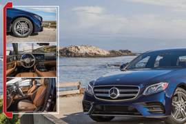 Mercedes-Benz E-Class: Built for Comfort