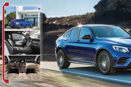 Mercedes-Benz GLC-Class: Luxury Love Child